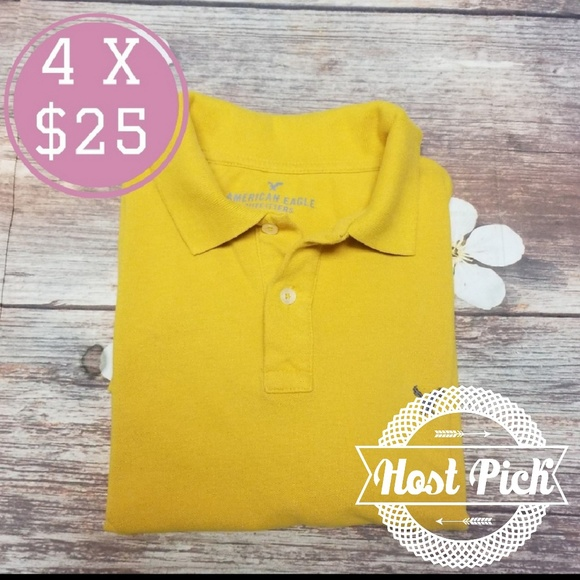 09cfb665 American Eagle Outfitters Other - American eagle core flex polo shirt